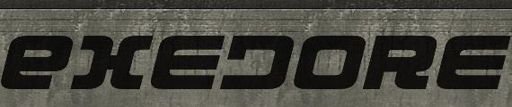 Exedore Expanded Italic Free Font