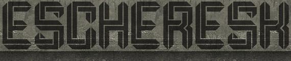 Escheresk Regula Free Font