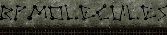 BP Molecules Free Font
