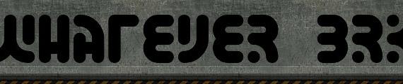 Whatever Brk Free Font